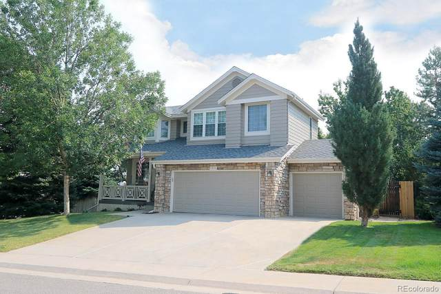 5116 S Fundy Street, Centennial, CO 80015 (#3672896) :: The Brokerage Group