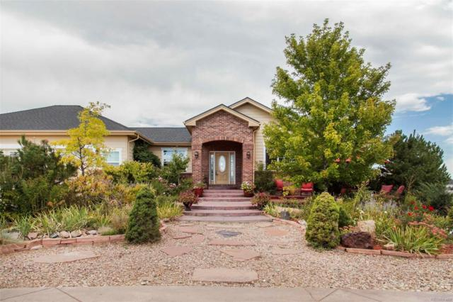 31049 E 150th Avenue, Brighton, CO 80603 (#3673084) :: The Peak Properties Group