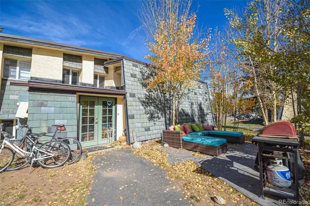 891 Fairview Boulevard #17, Breckenridge, CO 80424 (#3673321) :: Compass Colorado Realty