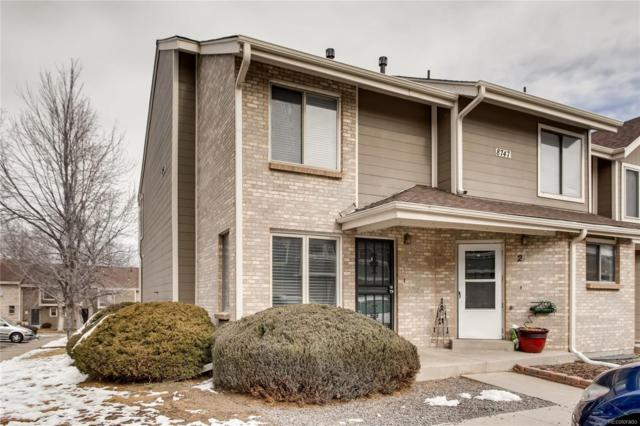 8747 W Cornell Avenue #1, Lakewood, CO 80227 (#3673393) :: James Crocker Team
