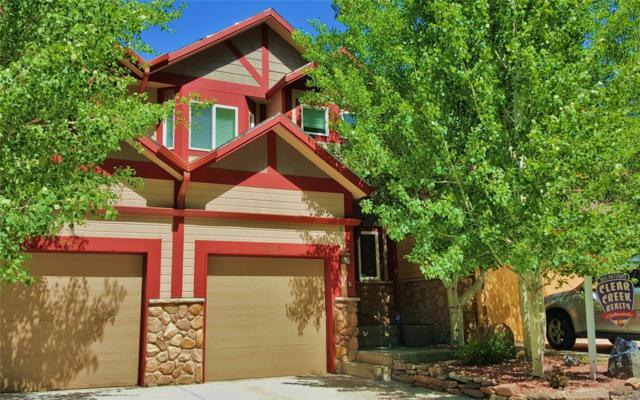 2120 Major Anderson Drive #2120, Georgetown, CO 80444 (#3673598) :: The Peak Properties Group