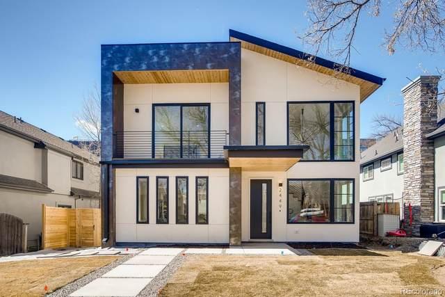 2449 S Josephine Street, Denver, CO 80210 (MLS #3674114) :: 8z Real Estate