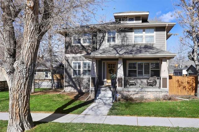 1217 E Jewell Avenue, Denver, CO 80210 (#3674511) :: The Heyl Group at Keller Williams