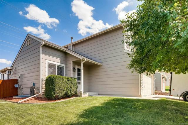 4384 S Halifax Street, Centennial, CO 80015 (#3674639) :: Structure CO Group