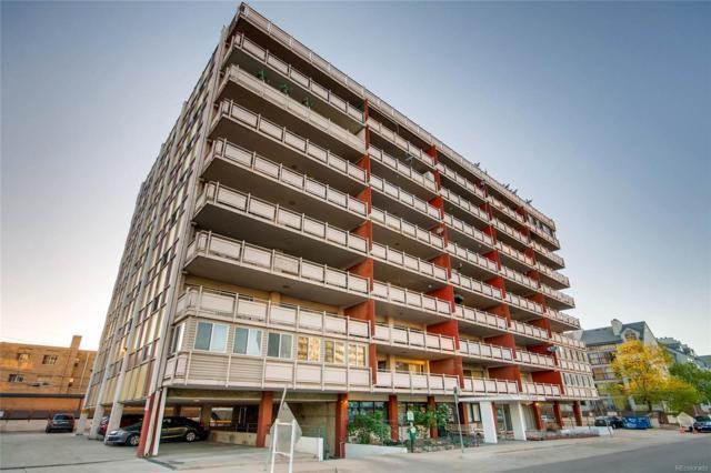 1121 Albion Street #309, Denver, CO 80220 (#3675083) :: Wisdom Real Estate
