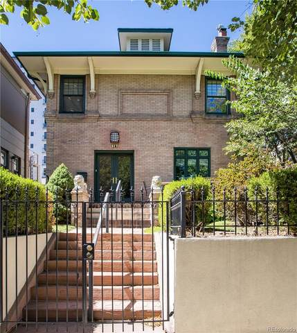 817 Pearl Street, Denver, CO 80203 (#3675199) :: The Gilbert Group