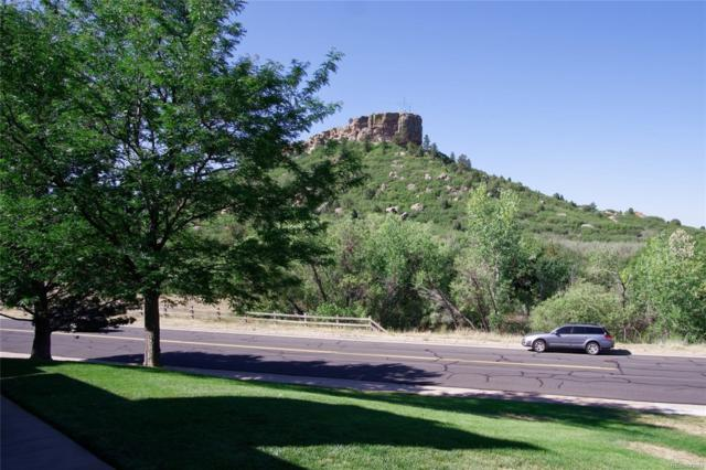 737 Canyon Drive, Castle Rock, CO 80104 (#3675201) :: My Home Team