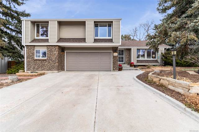 6795 E Heritage Place, Centennial, CO 80111 (#3675361) :: The DeGrood Team