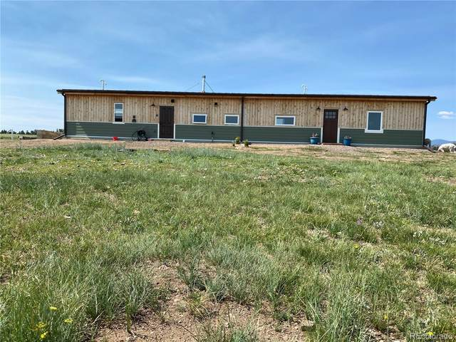98 Sky Prairie Road, Livermore, CO 80536 (MLS #3675567) :: Kittle Real Estate