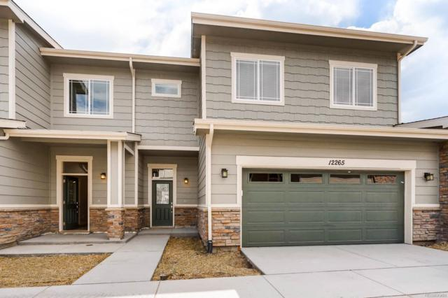 12255 Hazel Spruce Court, Parker, CO 80134 (#3675892) :: The Heyl Group at Keller Williams