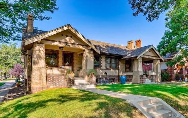 1001-1003 Adams Street, Denver, CO 80206 (MLS #3675947) :: Keller Williams Realty
