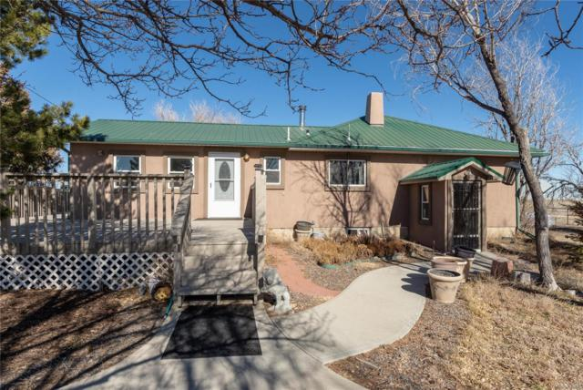 20624 County Road 2T, Limon, CO 80828 (#3676272) :: The Heyl Group at Keller Williams