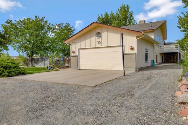 523 S Falcon Drive, Pueblo West, CO 81007 (MLS #3676420) :: 8z Real Estate
