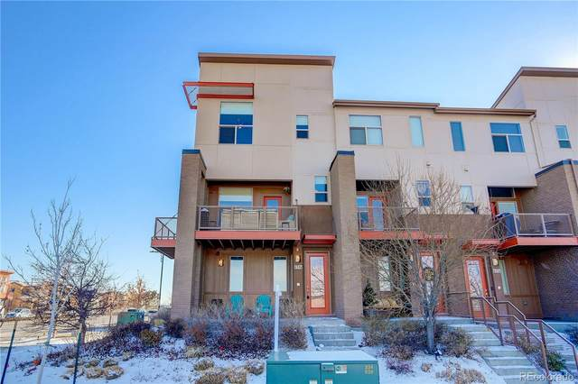 8396 E 35th Avenue, Denver, CO 80238 (#3676608) :: iHomes Colorado