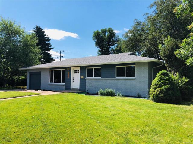 8990 W 1st Avenue, Lakewood, CO 80226 (#3676673) :: The Heyl Group at Keller Williams