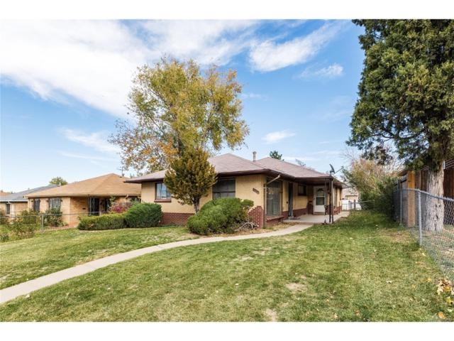 3660 Jasmine Street, Denver, CO 80207 (#3676851) :: House Hunters Colorado