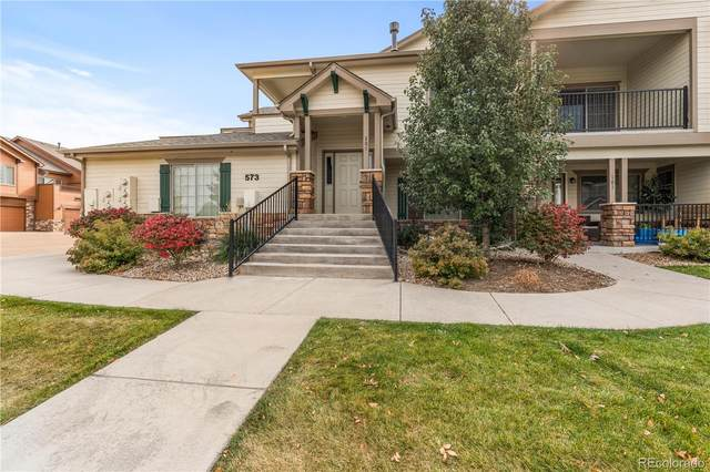 573 Callisto Drive #201, Loveland, CO 80537 (#3677112) :: James Crocker Team