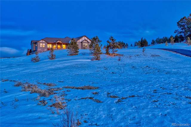 31950 Whittaker Circle, Elizabeth, CO 80107 (#3677121) :: The Brokerage Group