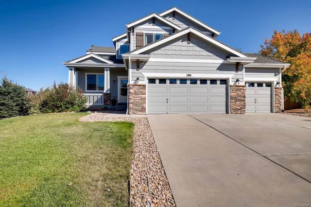 586 Springvale Road, Castle Rock, CO 80104 (#3677323) :: Wisdom Real Estate