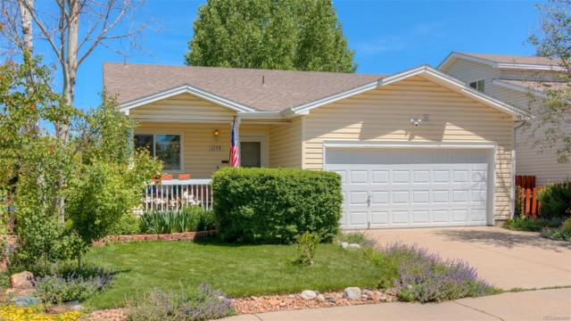 1158 Fall River Circle, Longmont, CO 80504 (MLS #3677360) :: 8z Real Estate