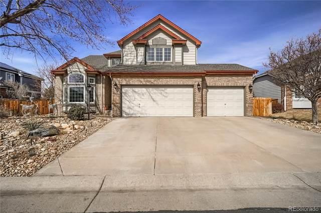 4421 W Jamison Place, Littleton, CO 80128 (#3677371) :: iHomes Colorado