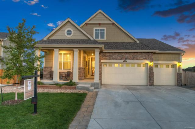 5574 E 140th Drive, Thornton, CO 80602 (#3677567) :: House Hunters Colorado