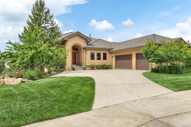 5045 Mcclure Lane, Castle Rock, CO 80108 (#3677739) :: Colorado Team Real Estate