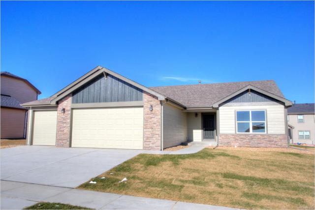 322 Ptarmigan Street, Severance, CO 80550 (#3677773) :: Bring Home Denver with Keller Williams Downtown Realty LLC