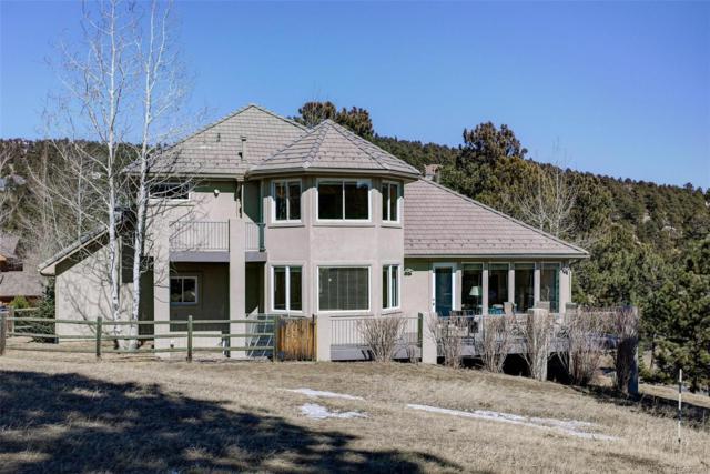 1999 Interlocken Drive, Evergreen, CO 80439 (#3677953) :: Wisdom Real Estate