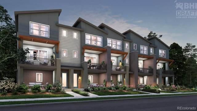 7842 W 43rd Circle #9, Wheat Ridge, CO 80033 (#3678035) :: The HomeSmiths Team - Keller Williams