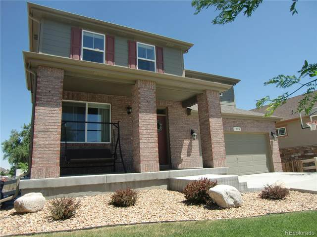 5500 Mustang Drive, Frederick, CO 80504 (#3678099) :: The Dixon Group