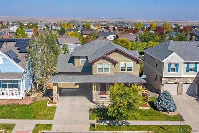13595 W 84th Avenue, Arvada, CO 80005 (#3678109) :: Berkshire Hathaway HomeServices Innovative Real Estate