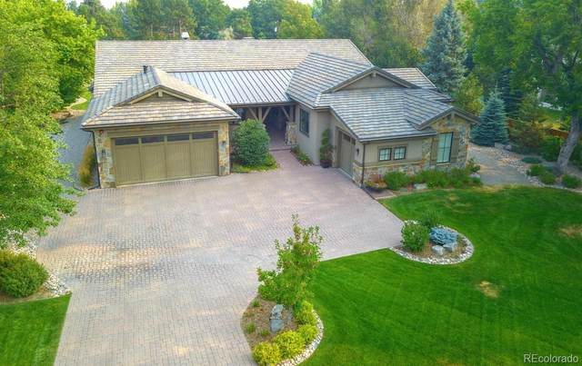 1101 E Belleview Avenue, Cherry Hills Village, CO 80121 (#3678541) :: The DeGrood Team