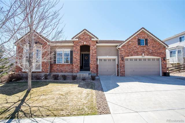 1453 Jesse Lane, Golden, CO 80403 (#3678554) :: Portenga Properties