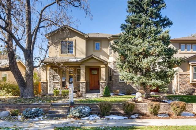 2275 S Franklin Street, Denver, CO 80210 (MLS #3678752) :: 8z Real Estate