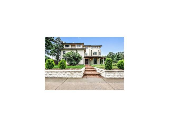 1998 S Madison Street, Denver, CO 80210 (MLS #3679392) :: 8z Real Estate