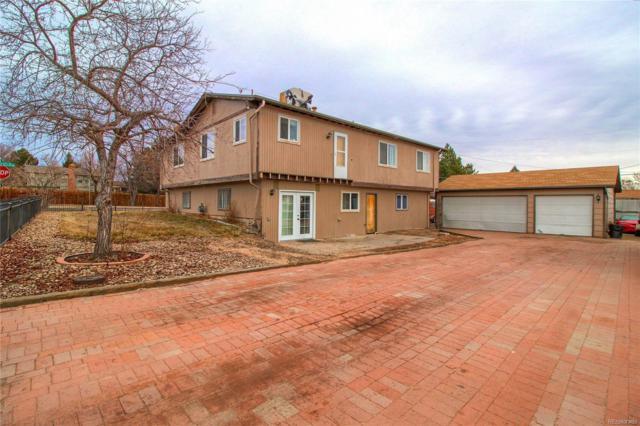 7680 W Chatfield Avenue, Littleton, CO 80128 (#3679456) :: The Peak Properties Group