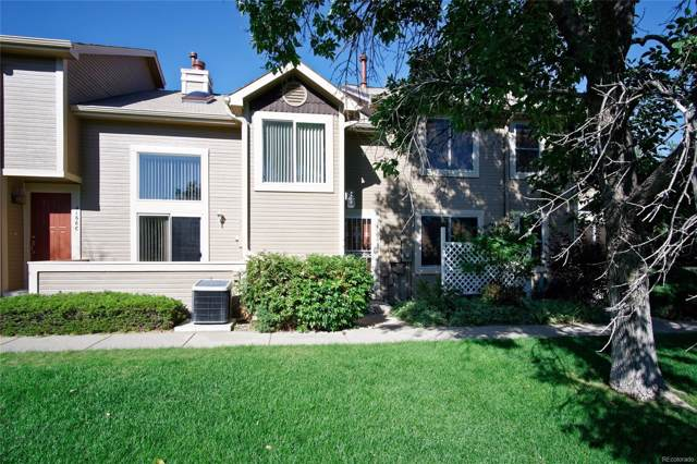 4166 S Mobile Circle B, Aurora, CO 80013 (MLS #3679683) :: Bliss Realty Group