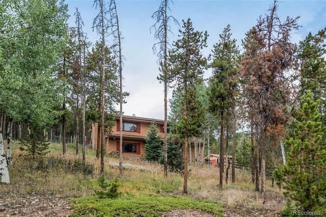 8511 S Warhawk Road, Conifer, CO 80433 (#3679765) :: Symbio Denver