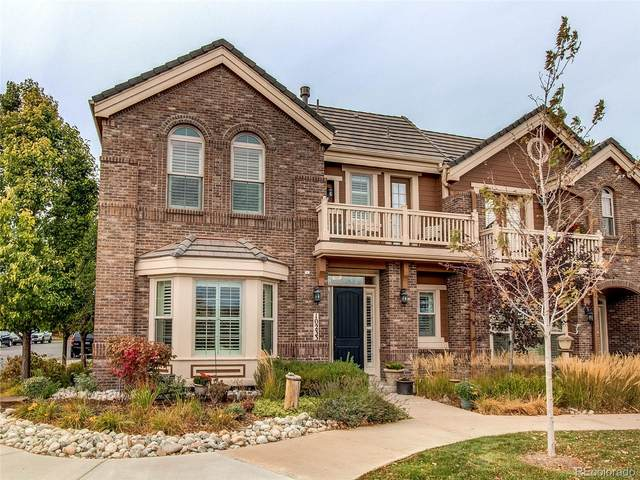 10233 Belvedere Lane, Lone Tree, CO 80124 (#3680440) :: Peak Properties Group