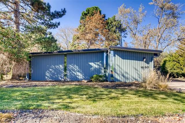 1433 S Eudora Street, Denver, CO 80222 (#3680669) :: Mile High Luxury Real Estate