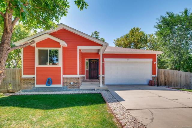 322 Gray Street, Lakewood, CO 80226 (MLS #3680971) :: 8z Real Estate