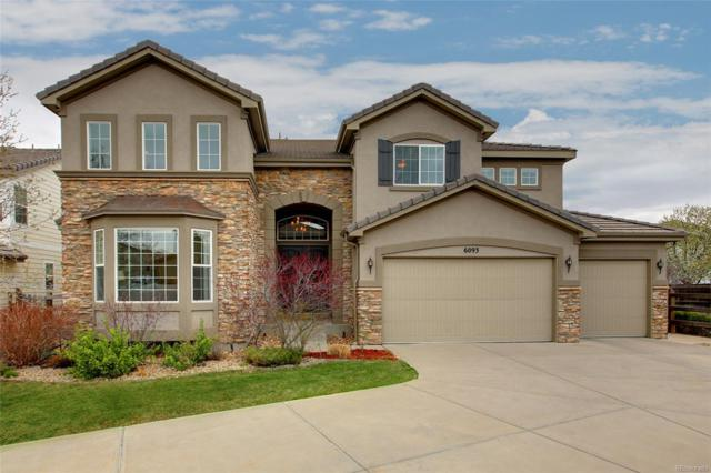 6093 S Oswego Street, Greenwood Village, CO 80111 (#3681115) :: The Gilbert Group