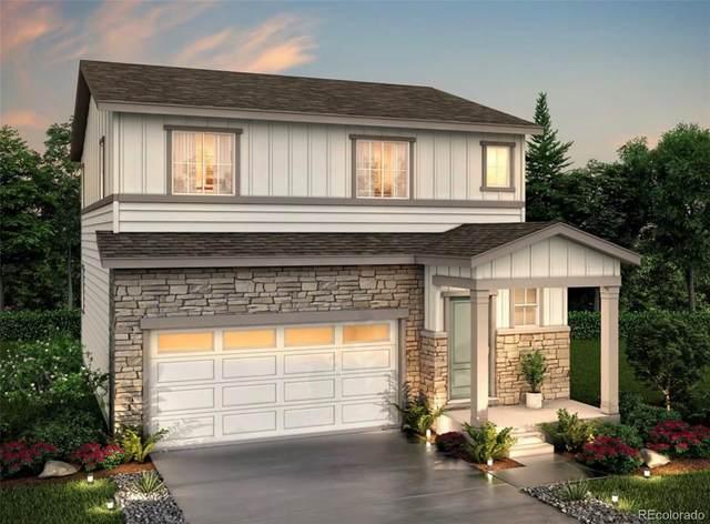 1834 Villageview Lane, Castle Rock, CO 80104 (#3681296) :: Mile High Luxury Real Estate