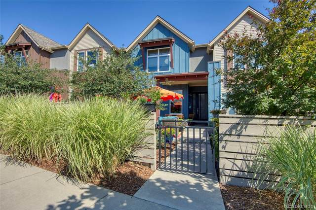 2128 E Hecla Drive D, Louisville, CO 80027 (#3681583) :: The DeGrood Team