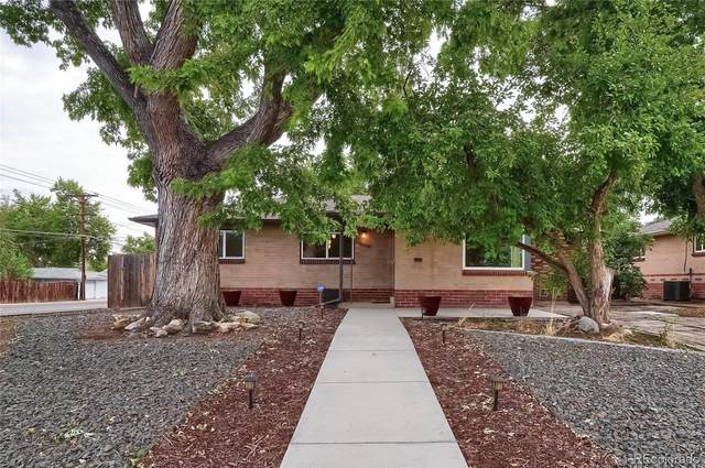 1904 S Perry Way, Denver, CO 80219 (MLS #3681966) :: Clare Day with Keller Williams Advantage Realty LLC