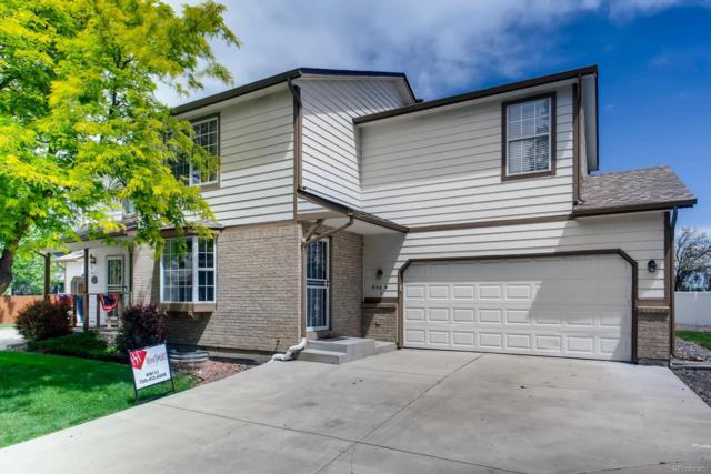 940 W 133rd Circle H, Westminster, CO 80234 (MLS #3682233) :: 8z Real Estate