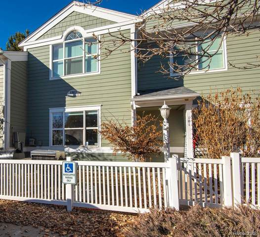 1963 Grays Peak Drive #101, Loveland, CO 80538 (#3682992) :: My Home Team