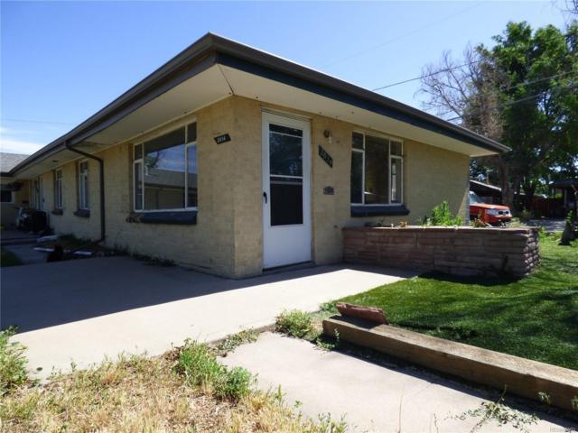 2834 N Jackson Street, Denver, CO 80205 (#3683214) :: The HomeSmiths Team - Keller Williams