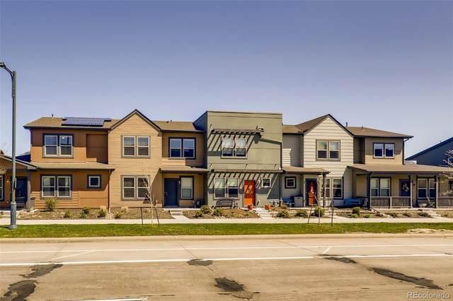 8025 Martin Luther King Boulevard, Denver, CO 80238 (MLS #3683876) :: Keller Williams Realty